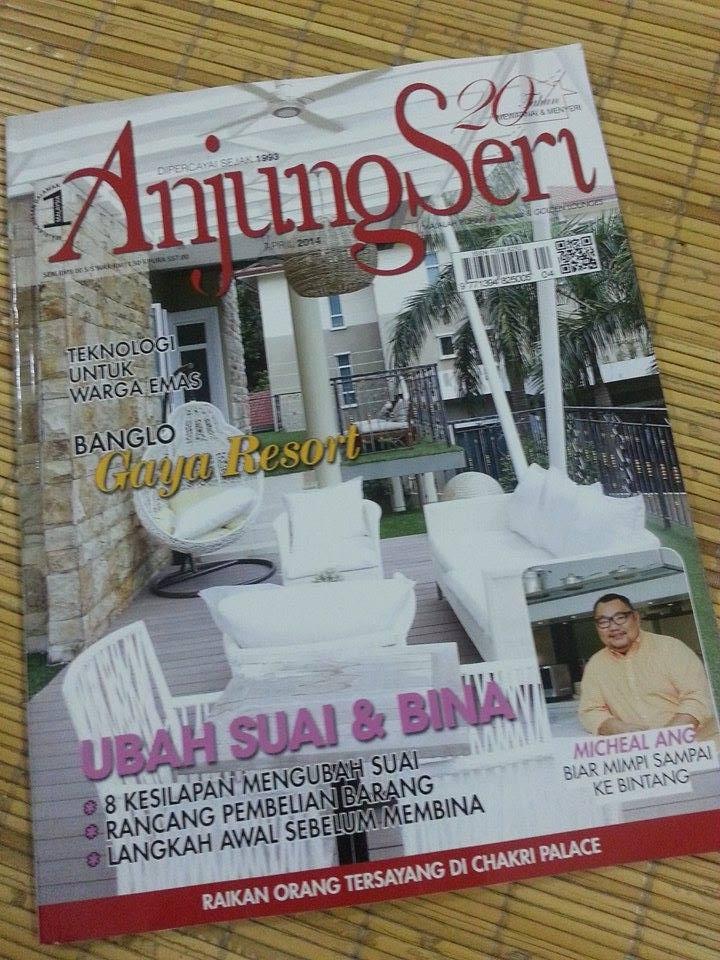 Anjung Seri April 2014